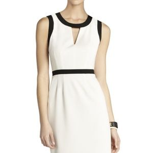 BCBGMaxAzria Dresses - Bcbg maxazria Mollie cutout sheath dress